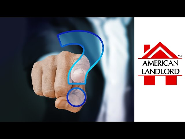 What Questions are Landlords Not Allowed to Ask? | American Landlord