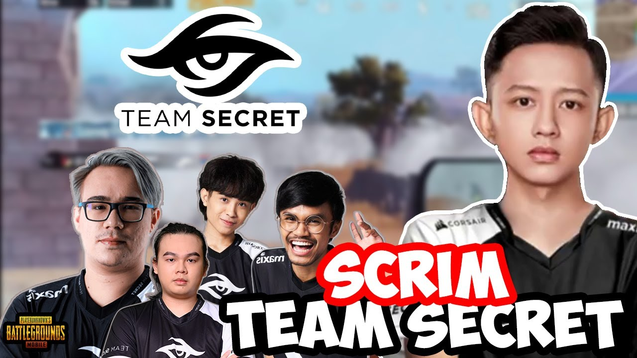 TEAM SECRET SCRIM || ARE WE READY FOR THE NEXT SEASON?