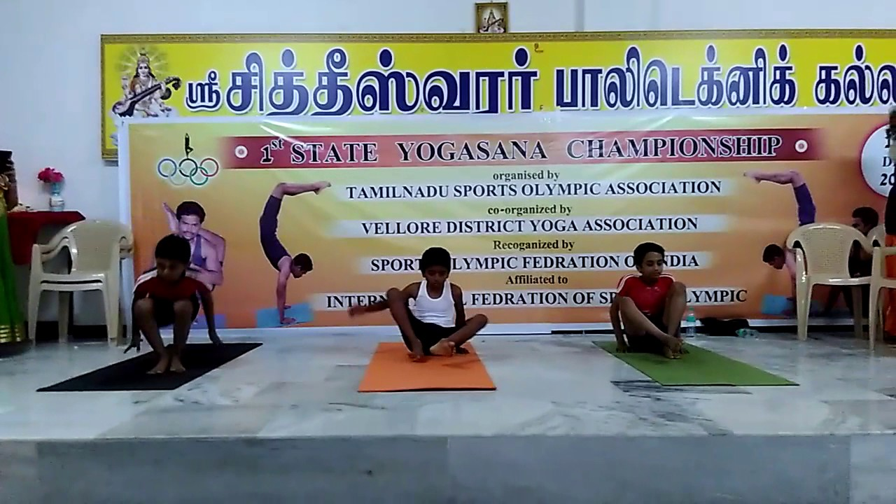 THIRUVADI yogam asanas demo - YouTube
