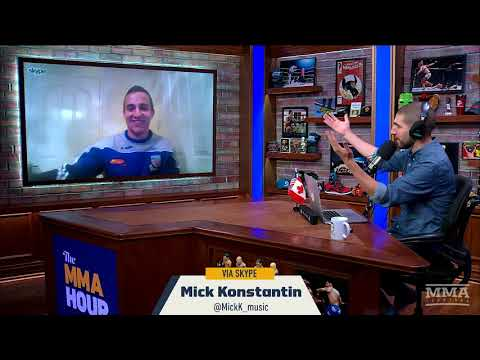 Mick Konstantin Sings 'There's Only One Conor McGregor'
