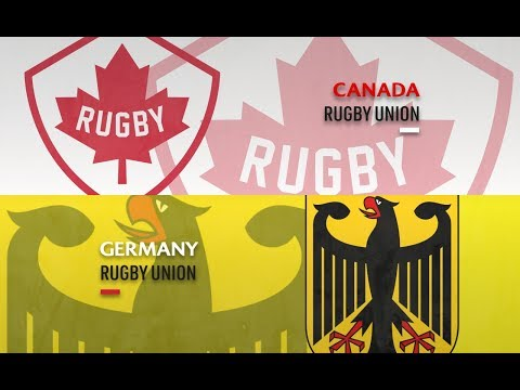 Canada V Germany | FULL MATCH | Rugby World Cup 2019 Repechage