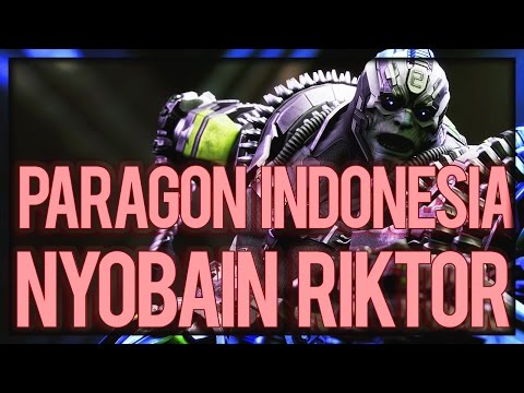 Epic Games PARAGON Gameplay Indonesia Gaming Live Stream