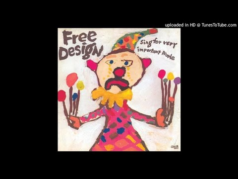 The Free Design - Can You Tell Me How to Get to Sesame Street