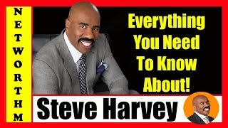 Steve Harvey Net Worth 2017 | Steve Harvey's House, Cars Collection + Biography