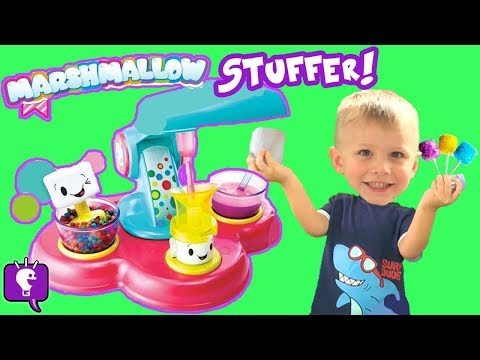 HobbyKids Stuff Their Own Yummy Marshmallows