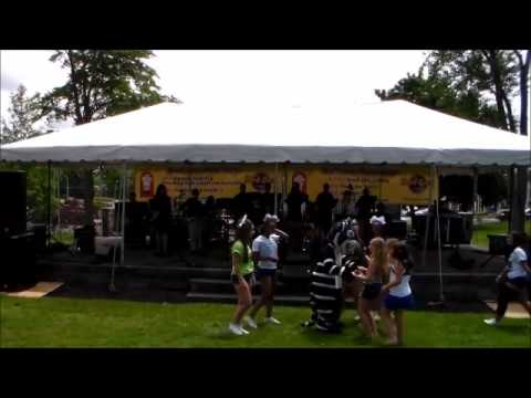 "Twinsburg High School Jazz Ensemble- ""Watermelon Man"""