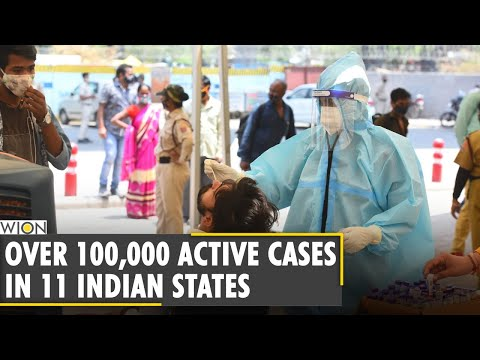 Coronavirus Update: India reports 311,000+ COVID-19 cases in 24 hours | Latest World English News