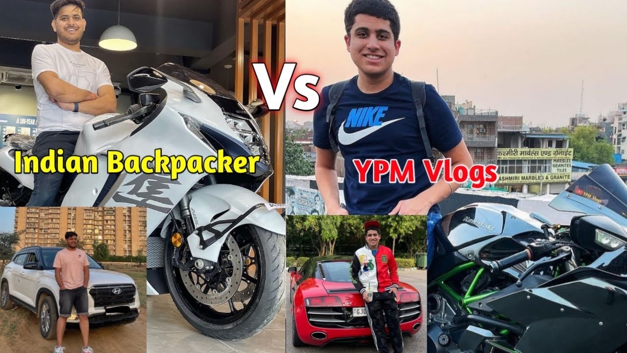 YPM Vs Anmol    YPM Vlogs    Indian Backpacker   