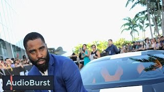 Ballers' John David Washington On Football Players, Money And Responsiblity