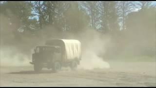 Экстримчик на ГАЗ 66/extreme on the truck GAZ 66