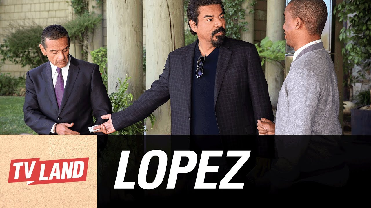 Lopez vamanos vato tv land youtube for Tv land tv shows