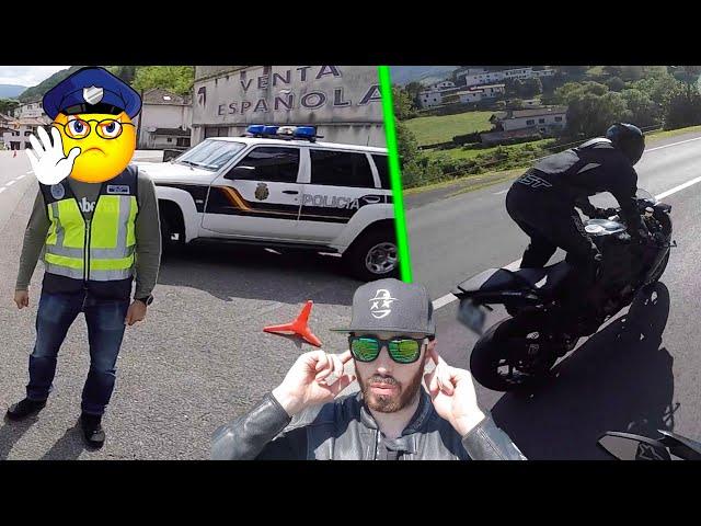 RIEN NE SE PASSE COMME PREVU ! ( Police, Douleurs, Sac à dos ouvert, etc ... )