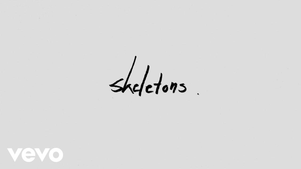 Download keshi - skeletons (lyric video)
