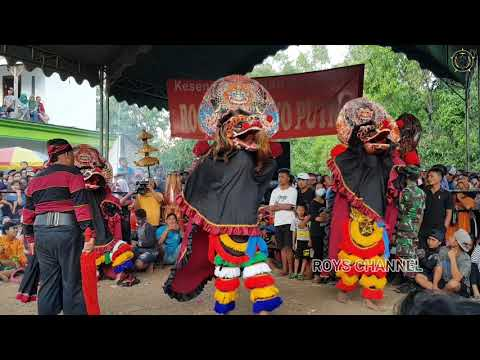 Ojo Njarak Simo Barong Rogo Samboyo Putro Live Kalipang Grogol Kediri 2019