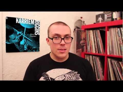 Karriem Riggins- Alone Together ALBUM...