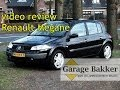 Video review Renault Mégane 1.6 16v Privilège Luxe, 2005, 49-RH-KS