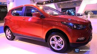 2016 FAW Junpai D60 SUV - Exterior and Interior Walkaround - 2016 Moscow Automobile Salon