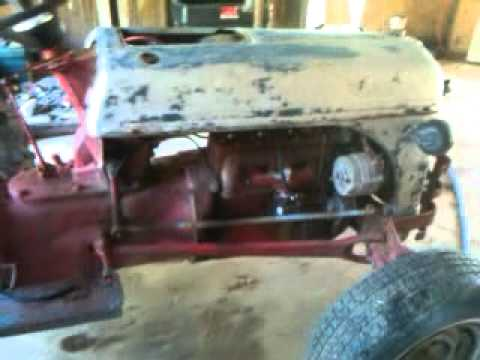 1939 Ford 9n running with electronic ignition  YouTube