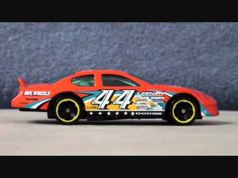 Awesome Hot Wheels Car Dodge Charger Stock Car Youtube