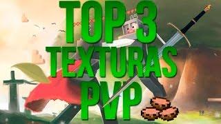 Minecraft: Top 03 - Textura para PVP e HG (Sem Lag) - 1.7.2 / 1.7.4 / 1.7.10 [download] 2016