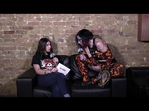 """Interview with """"The Demon Assassin"""" Rosemary"""