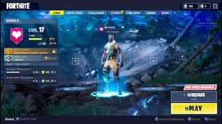 Fortnite PS4 - Squads With Random Groups