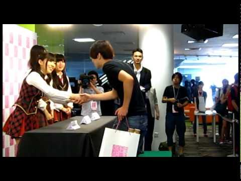 Meet the AKB48 girls