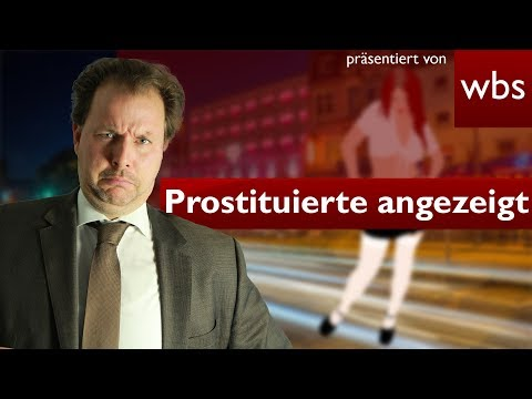 Came too soon - 18-year-old sued prostitute | Lawyer Christian Solmecke