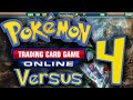 Pokemon TCG Online (Versus) - Ep.4 - Quitters Gonna Quit