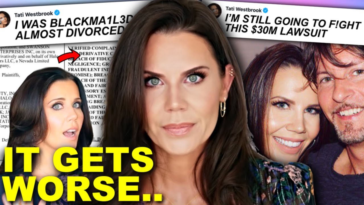 Tati Westbrook EXPOSES Clark Swanson For LEAKING Info To Drama Channels?!