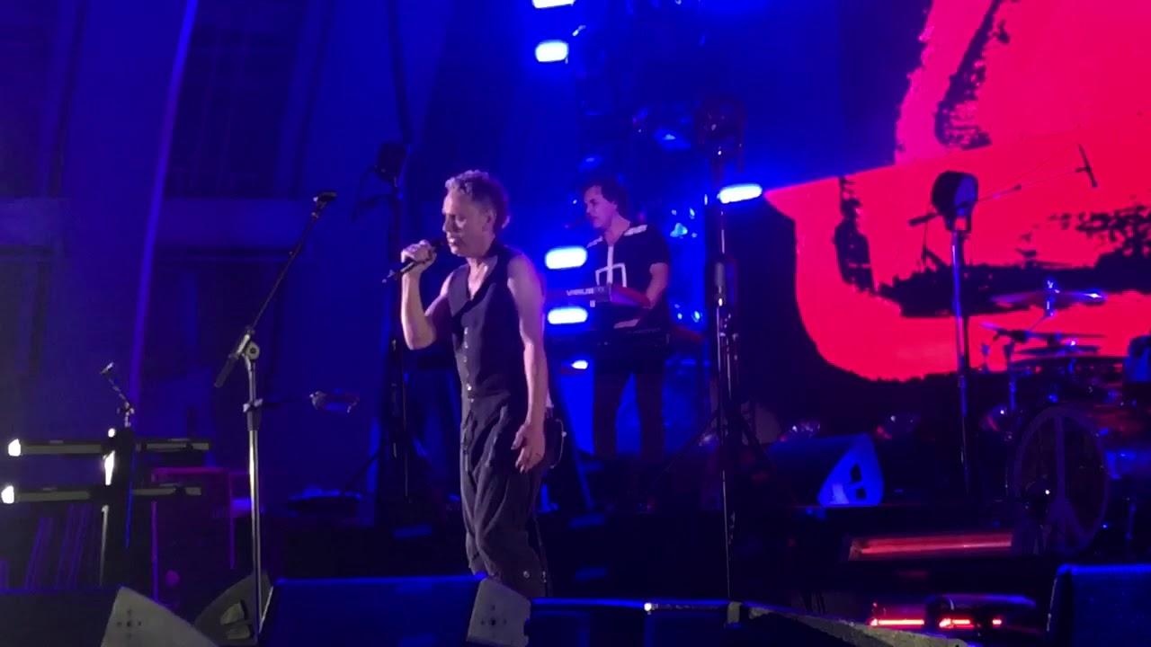 Depeche mode insight live at the hollywood bowl 10 - Depeche mode in your room live 2017 ...