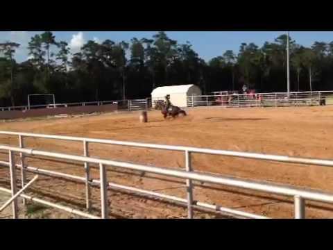 Choco - Cowboy Church Arena - Jasper, Tx - 1st, 1d - 8/23/14