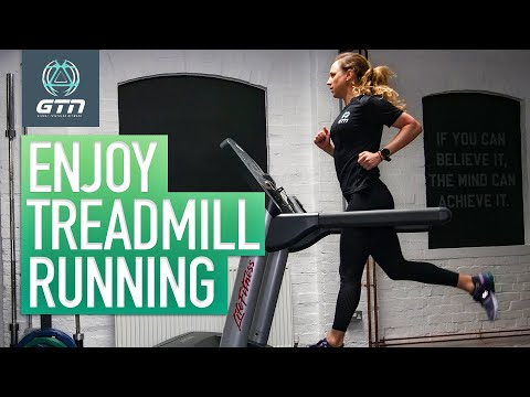How To Make Treadmill Running Fun!