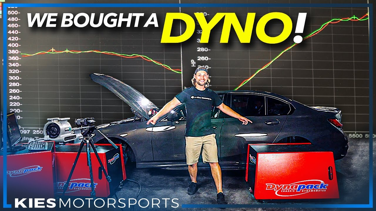 WE BOUGHT A DYNO! LET THE MYTH BUSTING BEGIN! (With baseline G20 M340 results!)