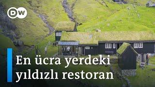 Avrupa'nın En Ücra Köşesinde Bulunan ve 2 Michelin Yıldızına Sahip Olan Restoran