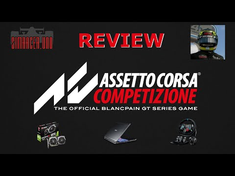 Assetto Corsa Competizione Review: The Anti-sequel - PC - Logitech G29 Wheel