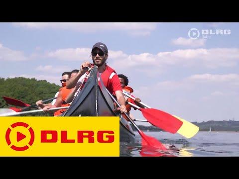 Neue ehrenamtliche Helfer für die DLRG - Projekt bildet Migranten zu Übungsleitern aus