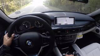 2018 BMW X6 POV