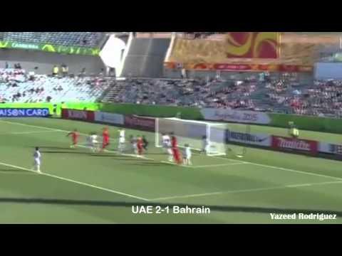 All Goals In AFC Asian Cup Australia 2015