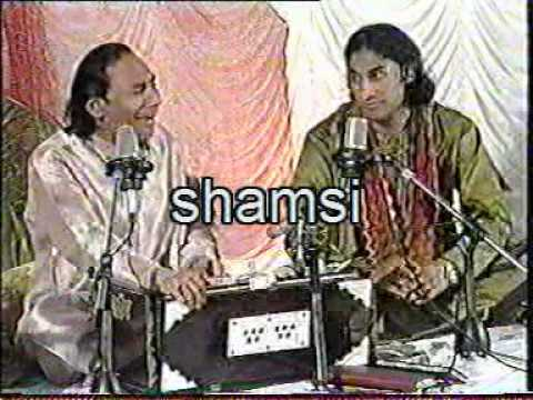 USTAD HUSSAIN BAKSCH GHULO WITH VERRY NICE CLACICAL RAG