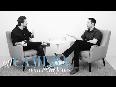 Off Camera with Sam Jones — Featuring Taylor Kitsch