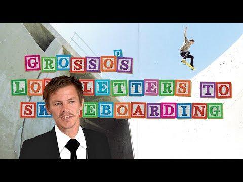 Loveletters Season 10: Geoff Rowley | Jeff Grosso's Loveletters to Skateboarding | VANS