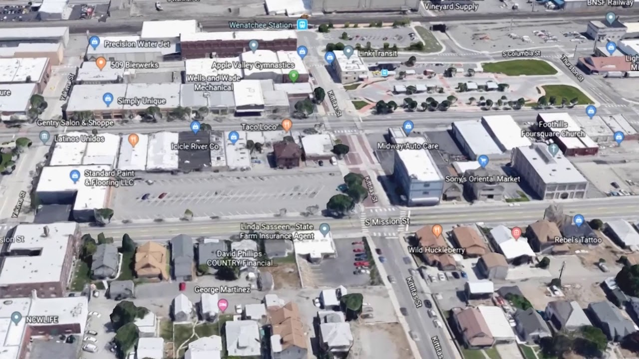 Wenatchee council gives green light to new downtown apartment development