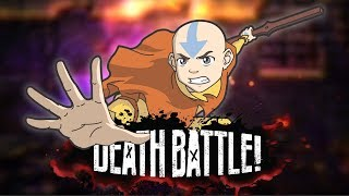 Aang Airbends DEATH BATTLE!