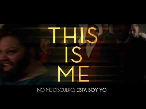 The Greatest Showman - This is me (Subtitulado en castellano)