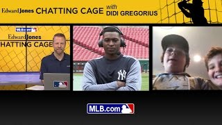 Chatting Cage: Didi Gregorius answers fans' questions