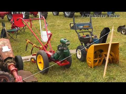 2018 Bernardston Gas Engine Show