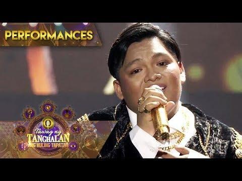 John Mark Saga | December Avenue Medley (Final 3) | Tawag ng Tanghalan