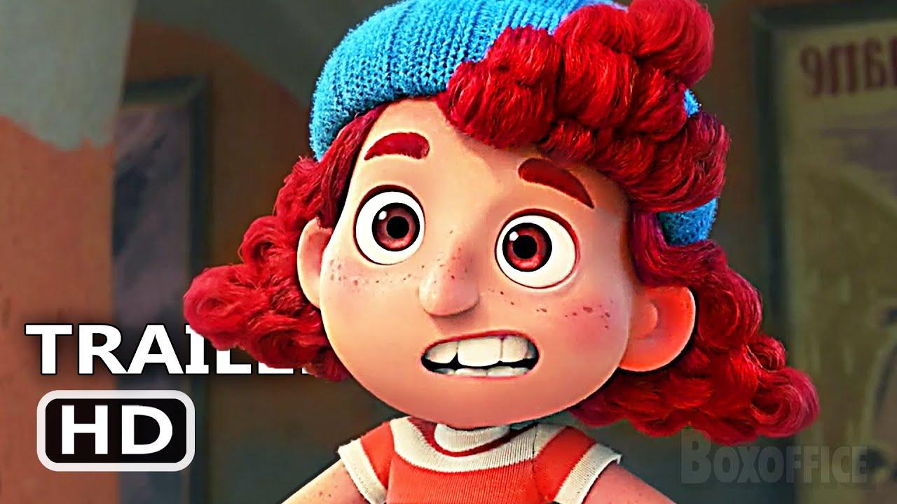 LUCA Trailer (2021) Disney Pixar NEW Movie