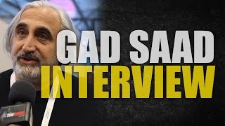 Gad Saad: More people must join fight for free speech
